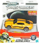 Transformers RPMs/Speed Stars Stealth Force Bumblebee (redeco)