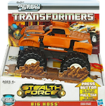 Transformers RPMs/Speed Stars Big Hoss (Stealth Force)