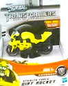 Transformers RPMs/Speed Stars Dirt Rocket (Stealth Force)