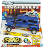 Transformers RPMs/Speed Stars Stealth Force Gears