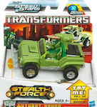 Transformers RPMs/Speed Stars Stealth Force Hound