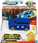 Transformers RPMs/Speed Stars Soundwave (Stealth Force)