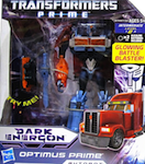TF Prime Dark Energon Defender Optimus Prime
