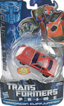 Transformers Prime Terrorcon Cliffjumper (1st Edition, late release TRU Exclusive)