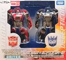 Transformers United (Takara) UN-27 Windcharger vs Decepticon Wipe-Out