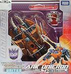 Transformers United (Takara) UN-29 Ark Unicron