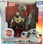 Transformers United (Takara) UN-30 Optimus Primal