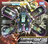Takara - United EX-01 Combatmaster Prime Mode