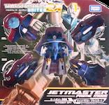 Takara - United EX-02 Jetmaster Prime Mode