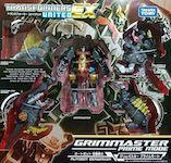 Transformers United (Takara) EX-04 Grimmaster Prime Mode
