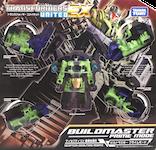 Transformers United (Takara) EX-06 Buildmaster Prime Mode