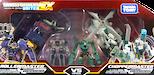 Takara - United EX-P1 Rollermaster vs Choppermaster (w/ Spanner & Firebug)