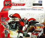 Takara - TF Prime (Arms Micron) AM-04 Ratchet with R.A.
