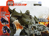 Transformers Prime (Arms Micron - Takara) AM-05 Megatron with Gora