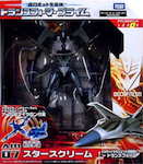 Transformers Prime (Arms Micron - Takara) AM-07 Starscream with Gul