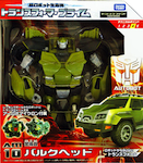 Transformers Prime (Arms Micron - Takara) AM-10 Bulkhead with B.H.
