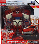 Transformers Prime (Arms Micron - Takara) AM-17 Swerve with Sou