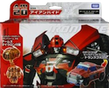 Transformers Prime (Arms Micron - Takara) AM-20 Ironhide with Iro