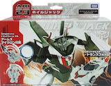 Transformers Prime (Arms Micron - Takara) AM-23 Wheeljack with Wuji