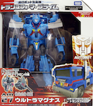 Transformers Prime (Arms Micron - Takara) AM-27 Ultra Magnus with Ulma