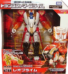 Transformers Prime (Arms Micron - Takara) AM-28 Leo Prime with L.P.