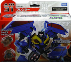 Transformers Prime (Arms Micron - Takara) AM-31 Rumble with Dago