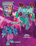 Transformers Timelines (BotCon) Shattered Glass Octopunch