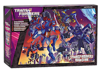 Transformers Timelines (BotCon) Shattered Glass Turbo Tracks