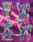 Transformers Timelines (BotCon) Shattered Glass Junkheap