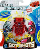 Transformers Bot Shots Sentinel Prime -clear (Bot Shots)