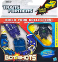 Bot Shots Decepticon Brawl, Shockwave, Ironhide (Bot Shots: 3-pack)