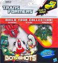 Transformers Bot Shots Skyquake, Jetfire, Powerglide (Bot Shots: 3-pack)