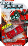 Transformers Prime Cliffjumper