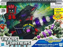 Transformers Cyberverse Energon Driller with Knock Out