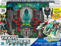 Transformers Cyberverse Star Hammer with Wheeljack