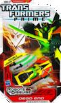 Transformers Prime Dead End