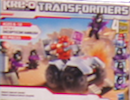 Transformers Kre-O Decepticon Ambush (Kre-O basic Cliffjumper, Vehicon x3)