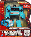 Generations Protectobot Hot Spot  (GDO China Import)