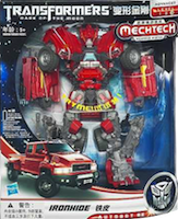 Transformers 3 Dark of the Moon Ironhide -GDO China Import