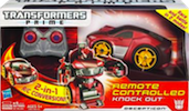 Transformers Prime Knock Out (Remote Control)