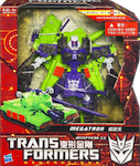 Transformers Generations Megatron (GDO China Import)