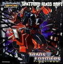 Transformers Timelines (BotCon) Shattered Glass Drift