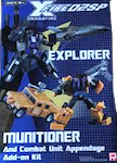 3rd Party 02SP Explorer, Munitioner 2-pack