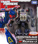 Takara - Generations TG-13 Soundwave with Laserbeak