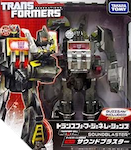 Transformers Generations (Takara) TG-14 Soundblaster with Buzzsaw