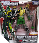 Transformers Generations (Takara) TG-21 Springer
