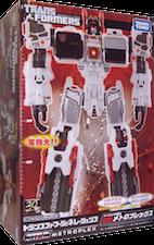 Transformers Generations (Takara) TG-23 Metroplex
