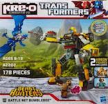 Transformers Kre-O Battle Net Bumblebee (Kreo)