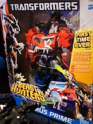 TF Prime Beast Hunter Optimus Prime (Beast Hunters)