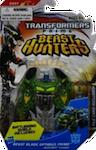 TF Prime Cyberverse Commander Beast Blade Optimus Prime